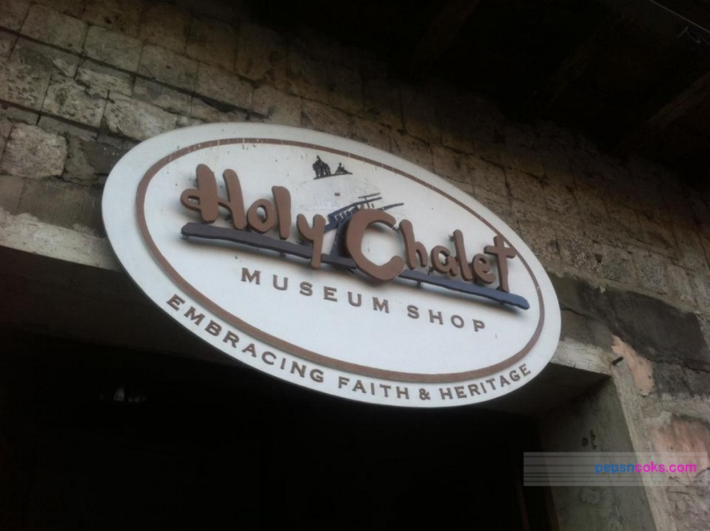 Holy Chalet Museum Shop in Cebu